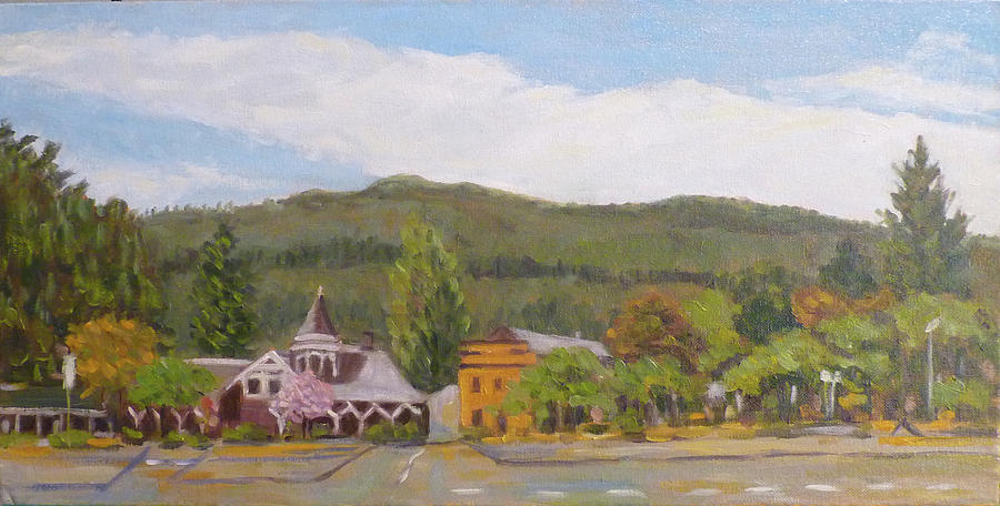 Old Town Snoqualmie by Stan Chraminski