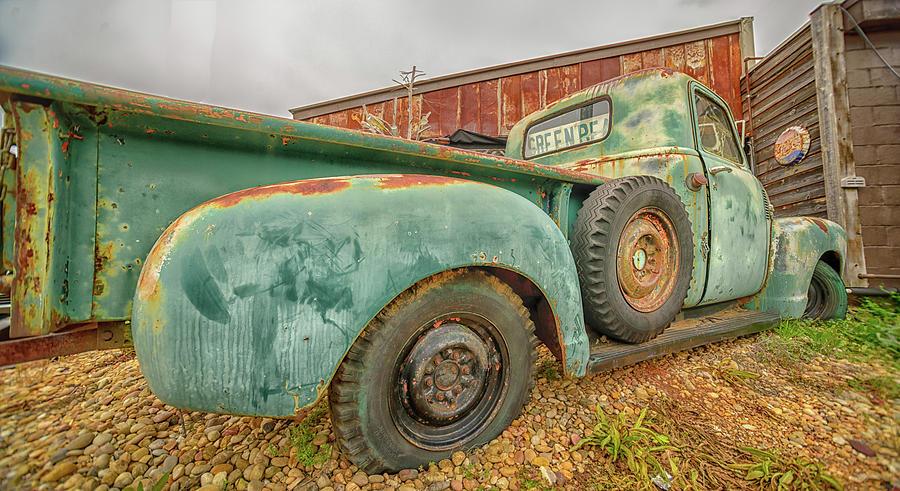 Old Truck Photograph by Craig Applegarth