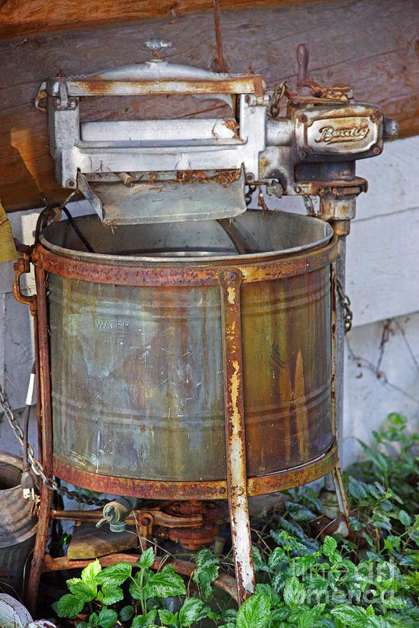 Старые стиральные машинки фото