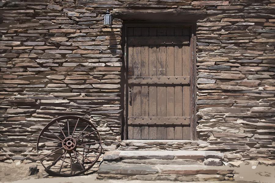 Old West Photograph - Old West by Kelley King
