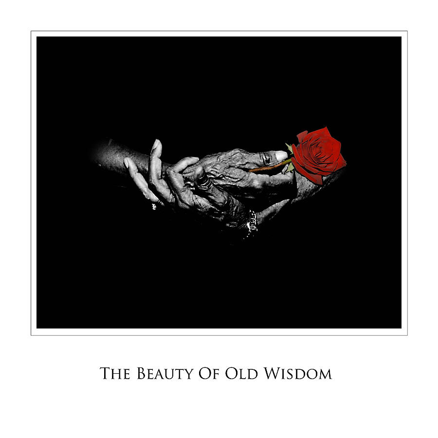 Old Wisdom Photograph by Richard Gordon