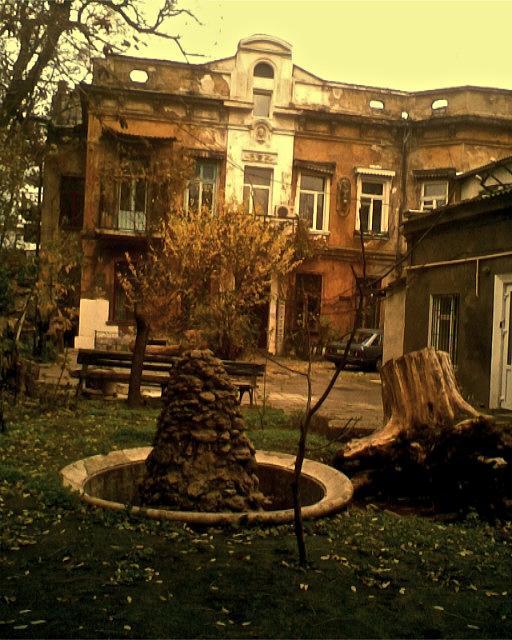 Yard Photograph - Old Yard by Igor Tudoran