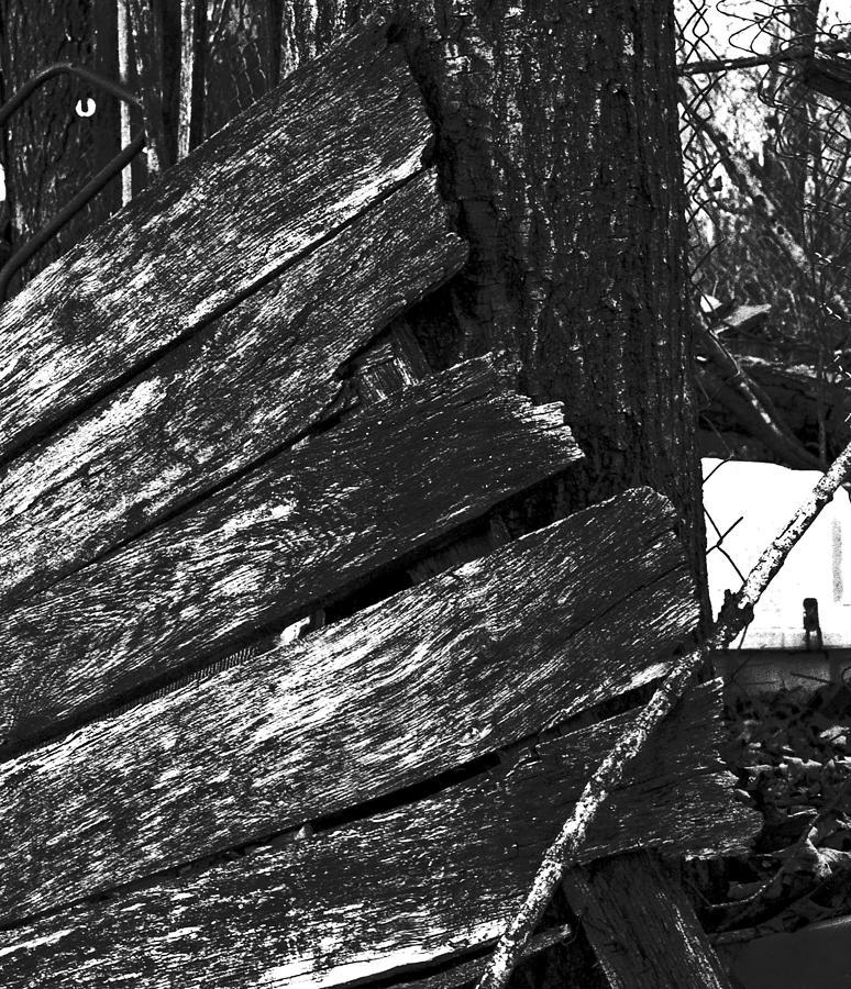 Olddoornextdoor16-18 Photograph by Curtis J Neeley Jr