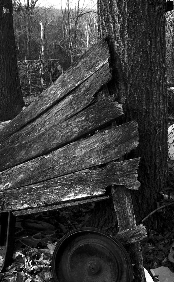 Olddoornextdoor21-23 Photograph by Curtis J Neeley Jr