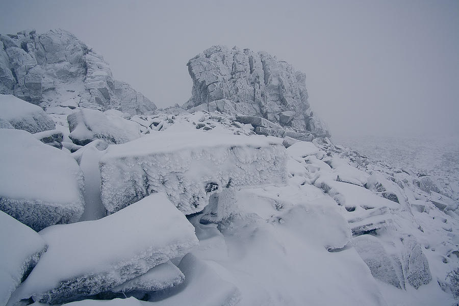 Urals Photograph - Oldest Mountains by Anton Troshkov