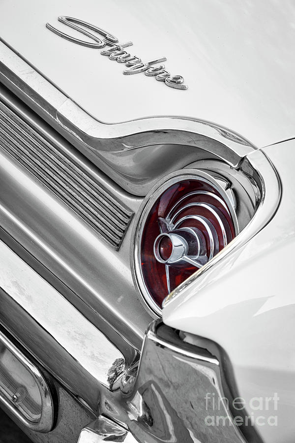 Olds Starfire Photograph