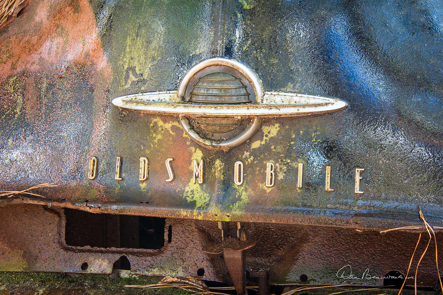 Oldsmobile 2159 Photograph