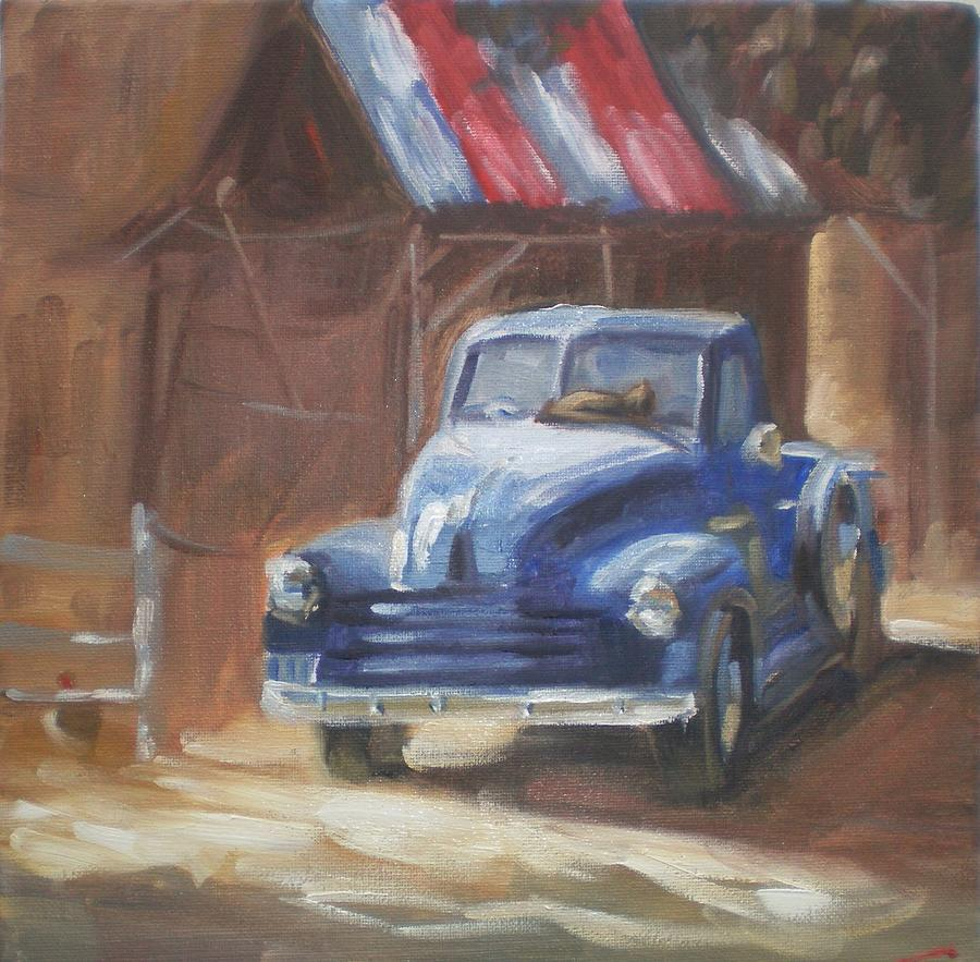 Oldtimers Painting