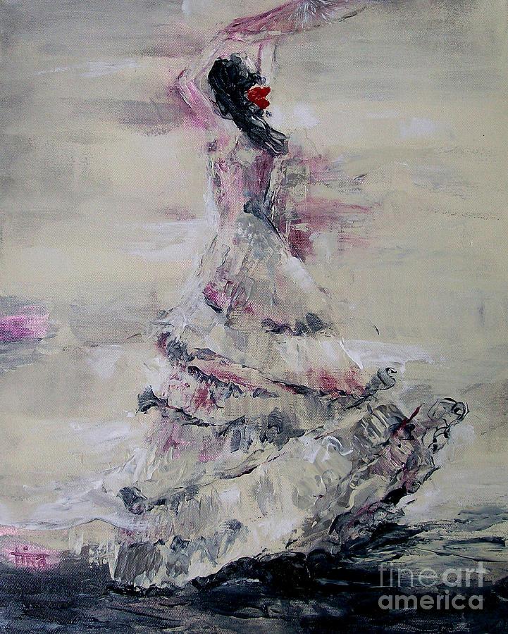 Figurative Painting - Ole by Tina Siddiqui
