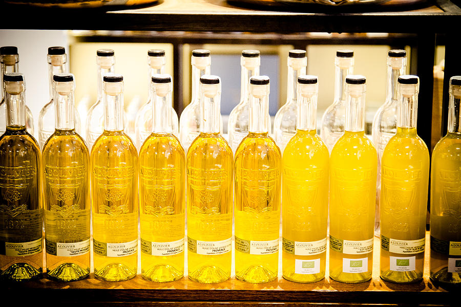 Can Photograph - Olive Oil by Jason Smith