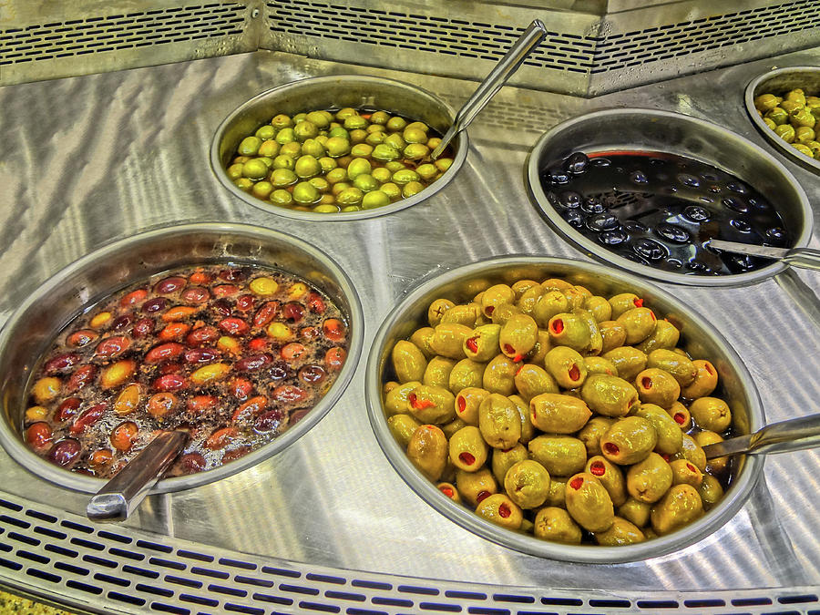 Olives Photograph - Olives by Bruce Iorio