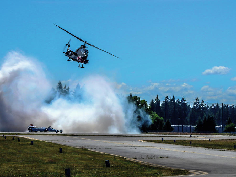 Olympic Air Show by Tony Porter Photography
