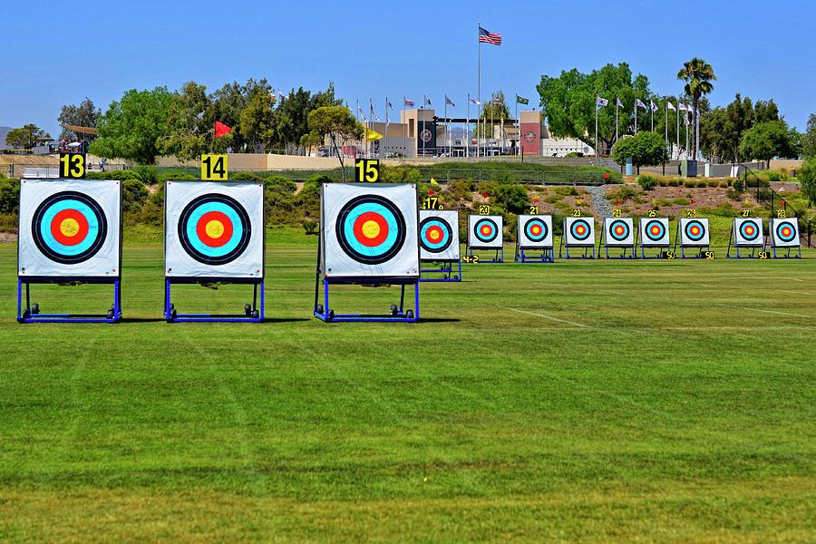 Chula Vista Photograph - Olympic Training Center  by See My Photos