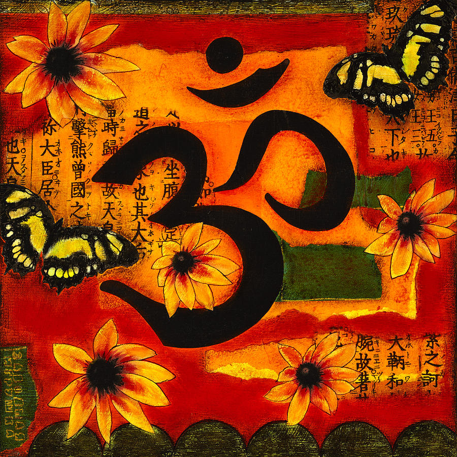 Om by Gloria Rothrock