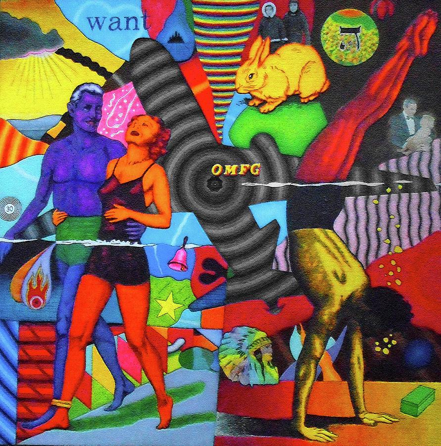 OMFG by Steve Fields