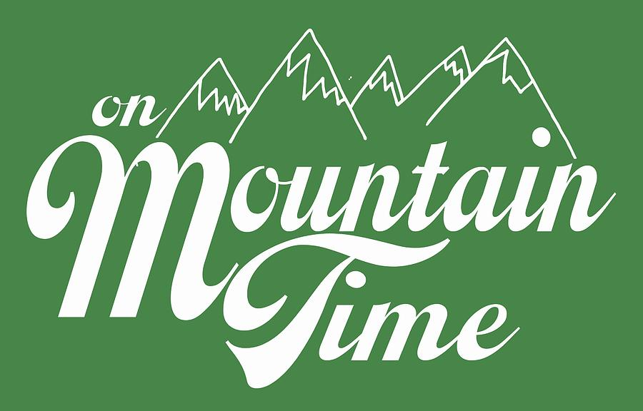 Mountain Time Photograph - On Mountain Time by Heather Applegate