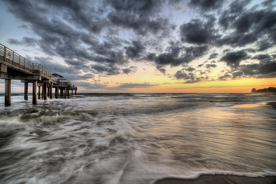 On Orange Beach by JC Findley