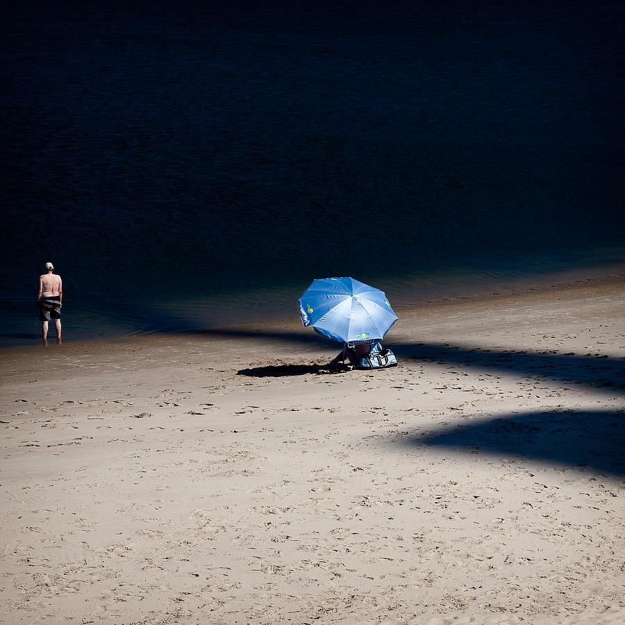 Beach Photograph - On The Beach by Dave Bowman