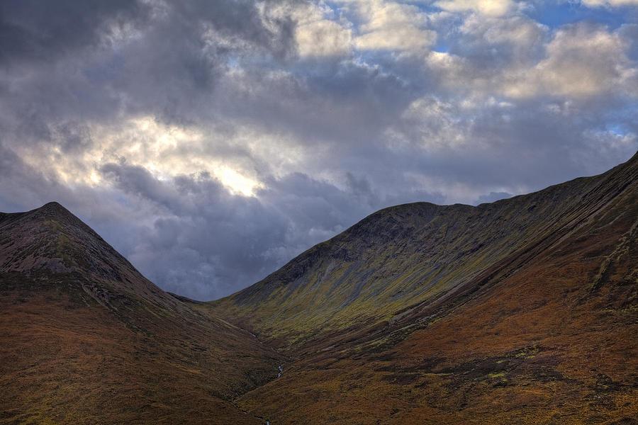 Isle Of Skye Photograph - On The Isle Of Skye by Jim Dohms