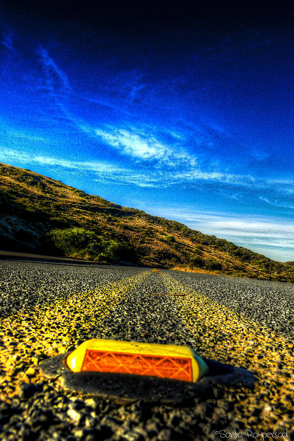 Road Photograph - On The Road Again by Sarita Rampersad