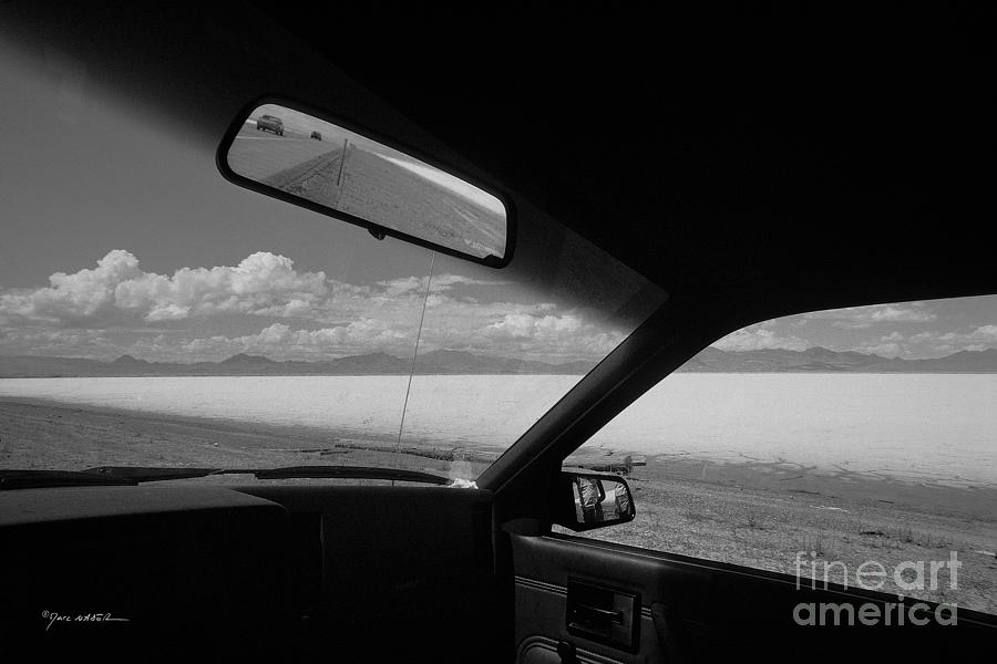 Road Photograph - On The Road, Utah by Marc Nader