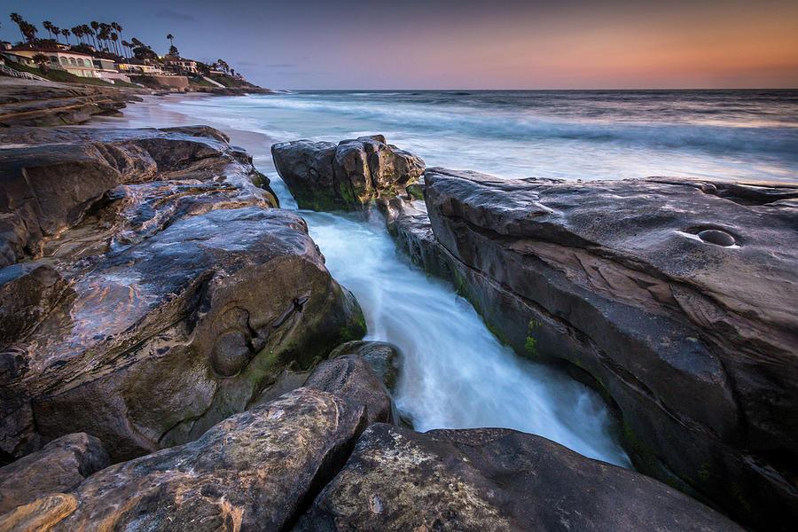 On The Rocks Photograph