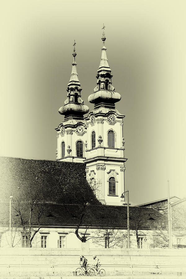 5ds Photograph - On the way to Szentendre 2 by John Hoey