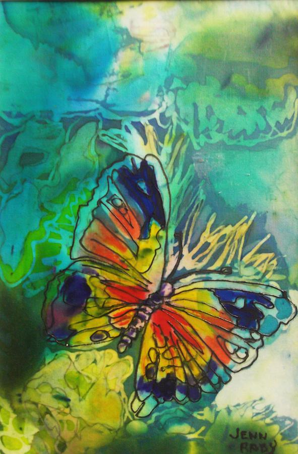 On the Wing by Jennifer Raby