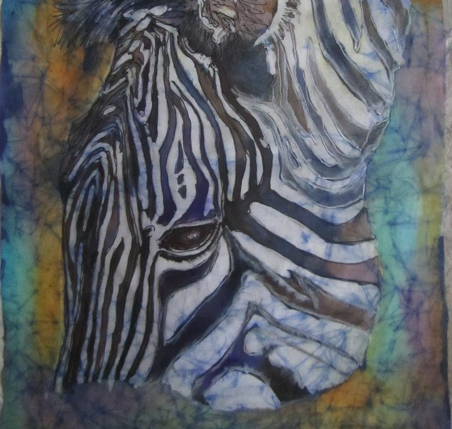 On Watch Zebra series 2 by Jenn Raby