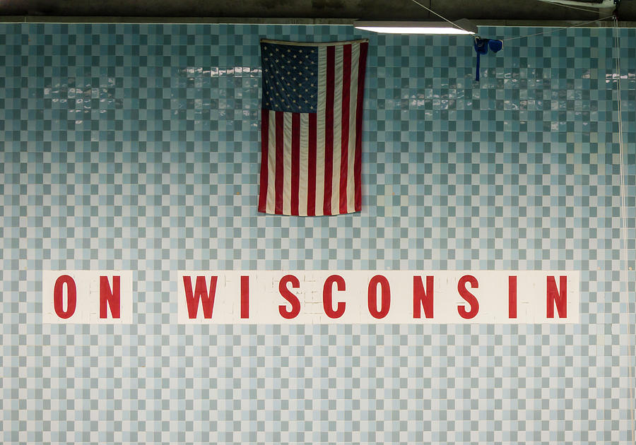 On Wisconsin  Photograph by Steven Ralser
