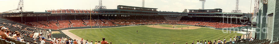 Fenway Park Photograph - Once Upon A Fenway by David Bearden