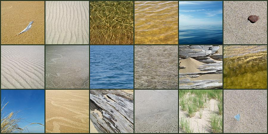 Nautical Photograph - One Day At The Beach  by Michelle Calkins
