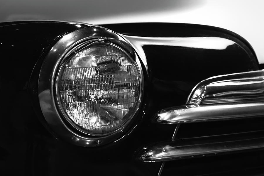 One-Eyed Chevy by Mark David Gerson