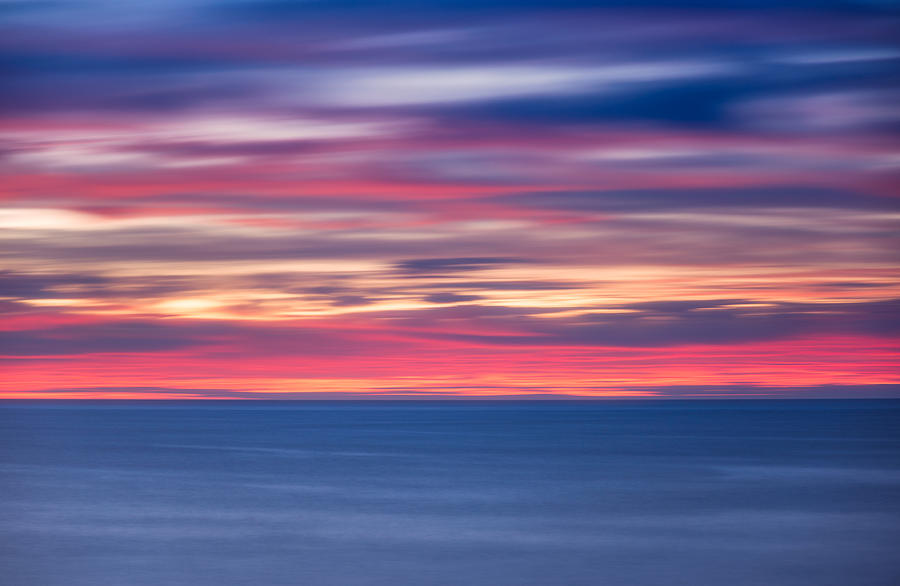 One Minute Sunrise Photograph