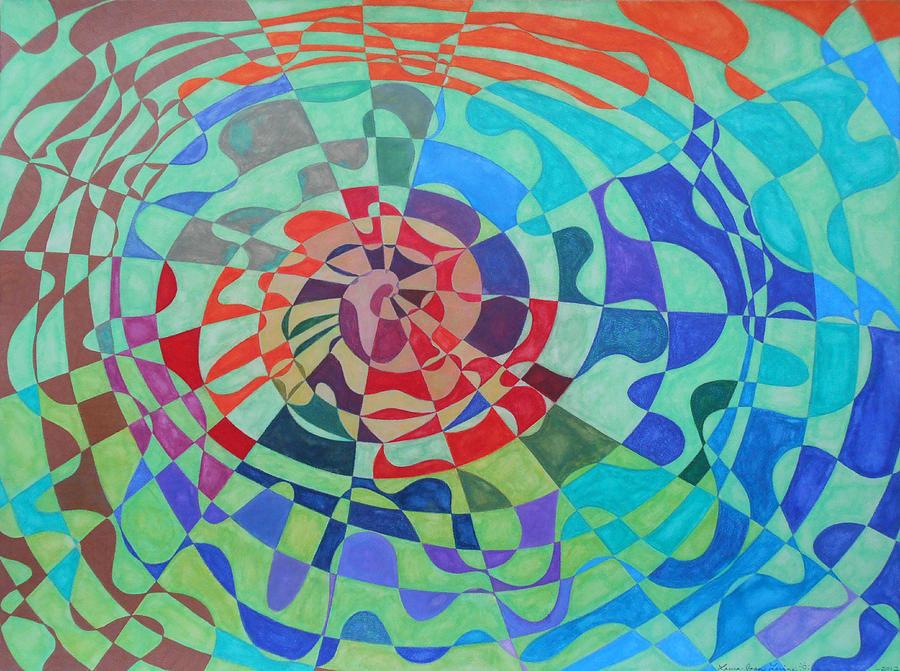One Nautilus Awakening by Laura Joan Levine
