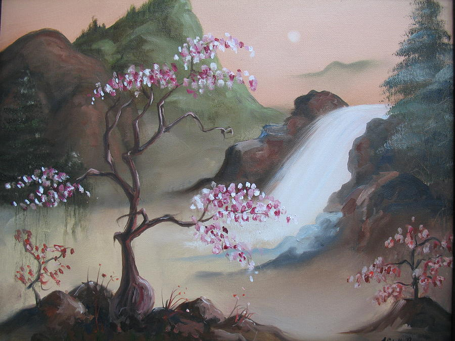 Ross Painting - One Of Trillions by Michelle Barone
