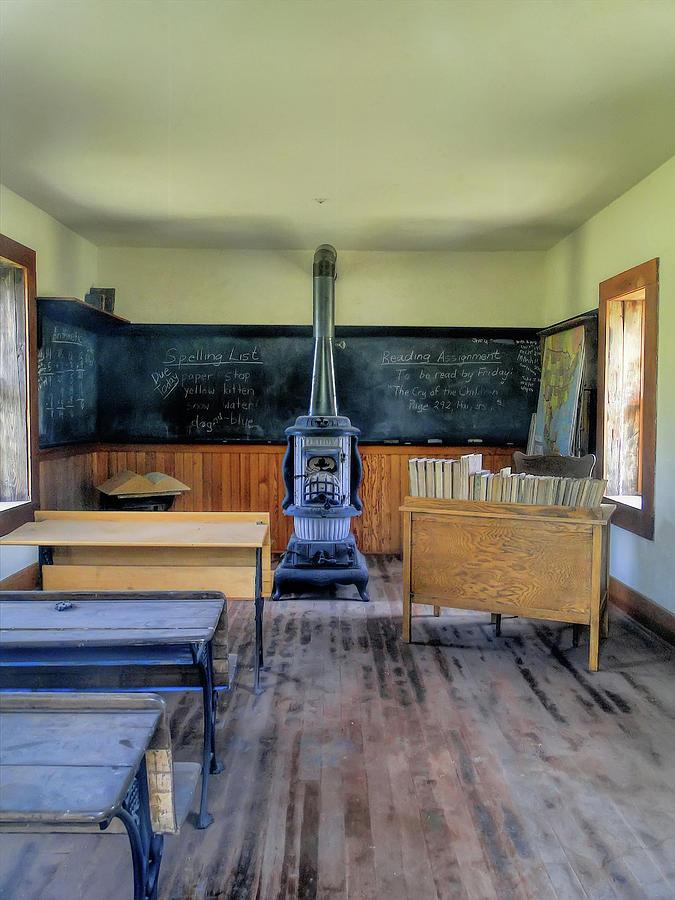One Room School by Alan Hutchins