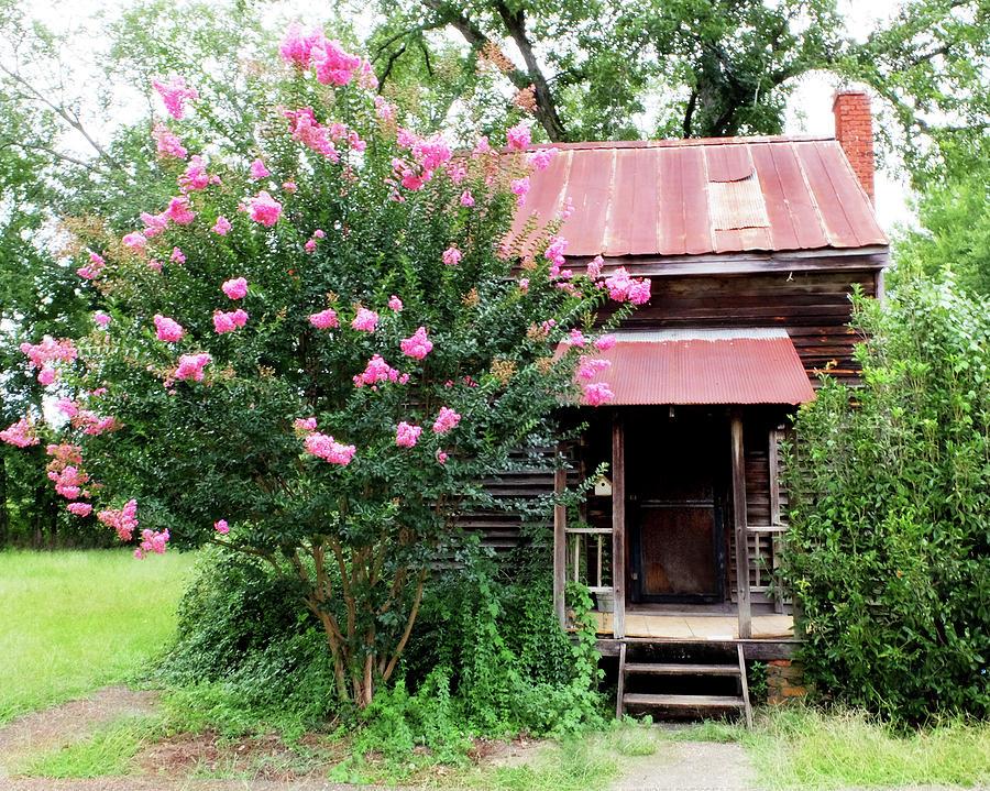 One Room School House Photograph