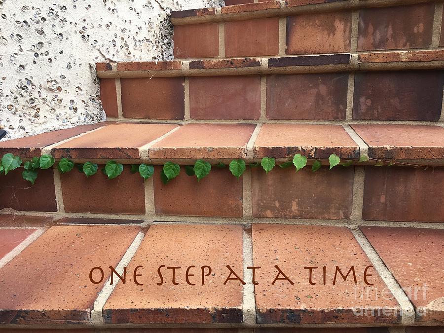 One Step at a Time by Eric Suchman