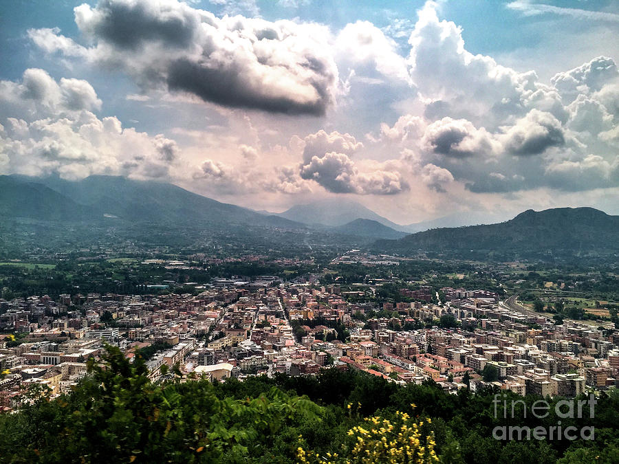Italy Photograph - One Step Closer by Joseph Yarbrough