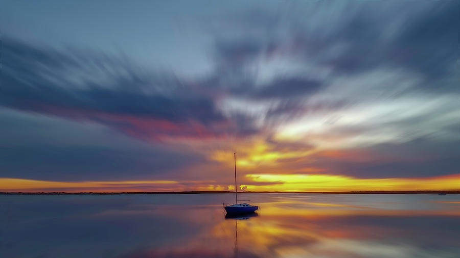 Boats Photograph - One by Todd Rogers