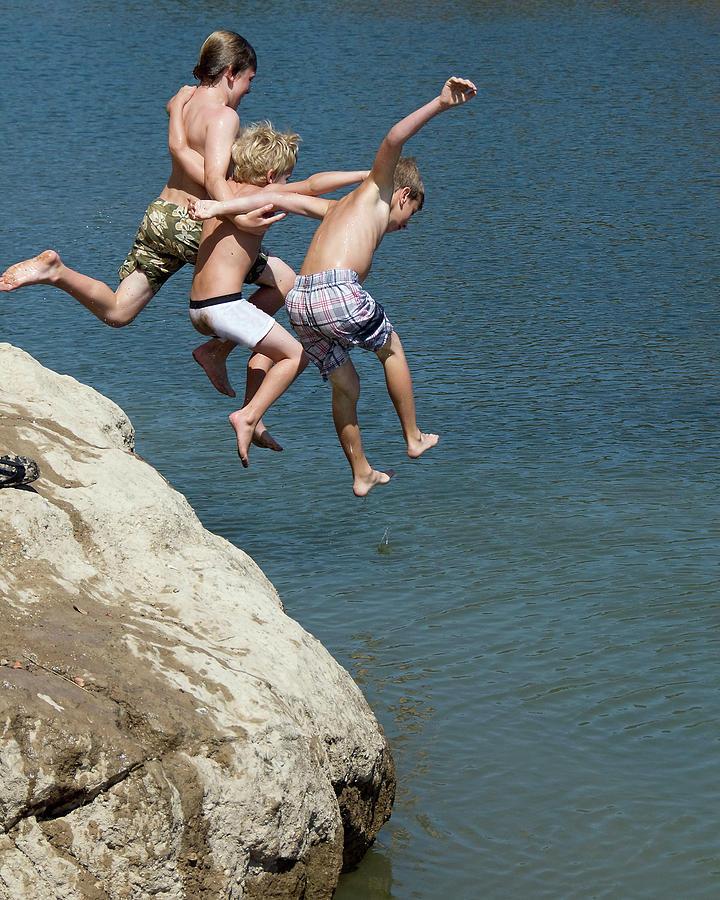 One Two Three Jump by Kent Sorensen