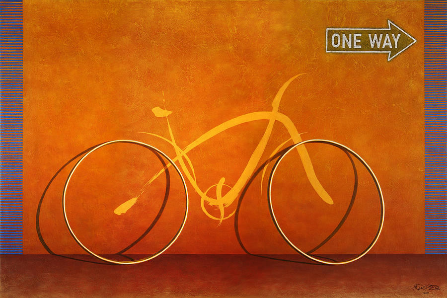 One Way 2 by Horacio Cardozo