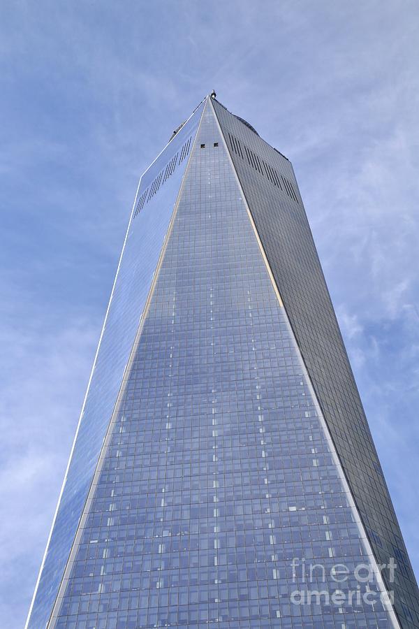 Destination Photograph - One World Trade Center New York City by Douglas Sacha