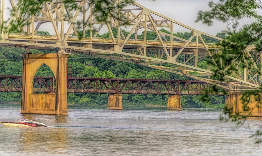 Oneil Bridge4 Photograph by Craig Applegarth