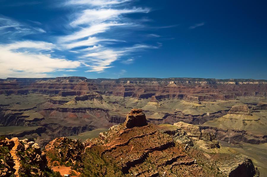 Grand Canyon Photograph - Ooh Ahh Point by Jason Taft