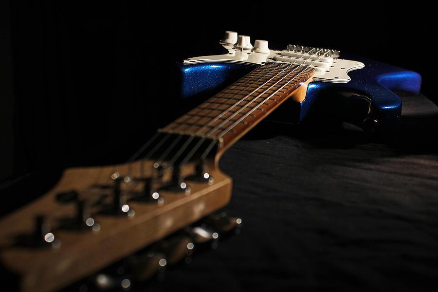 Open Chords Photograph by Ben Zell
