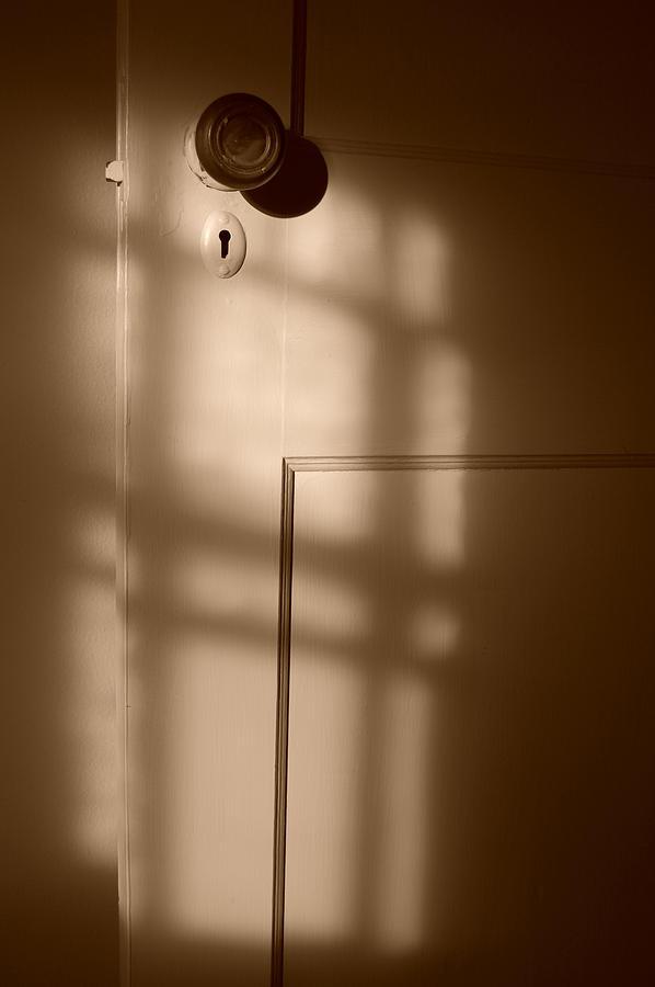 Open Door Photograph by Michael Kennedy