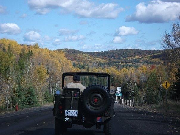 Jeep Photograph - Open Road by Juli Kreutner