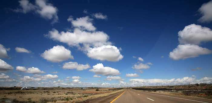 America Photograph - Open Road by Melissa Laitman